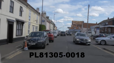 Vimeo clip HD & 4k Driving Plates Northern Norfolk, UK PL81305-0018