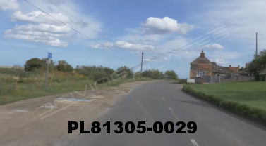 Vimeo clip HD & 4k Driving Plates Northern Norfolk, UK PL81305-0029