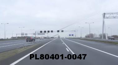 Vimeo clip HD & 4k Driving Plates Rotterdam, Netherlands PL80401-0047
