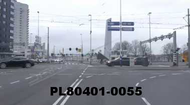 Vimeo clip HD & 4k Driving Plates Rotterdam, Netherlands PL80401-0055