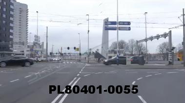 Vimeo clip HD & 4k Driving Plates Rotterdam, Netherlands PL80401-0055