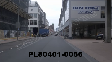 Vimeo clip HD & 4k Driving Plates Rotterdam, Netherlands PL80401-0056