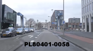 Vimeo clip HD & 4k Driving Plates Rotterdam, Netherlands PL80401-0058