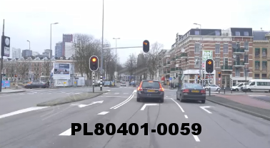 Vimeo clip HD & 4k Driving Plates Rotterdam, Netherlands PL80401-0059