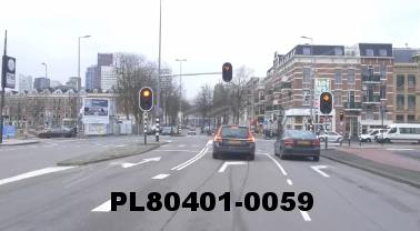 Vimeo clip HD & 4k Driving Plates Rotterdam, Netherlands PL80401-0059