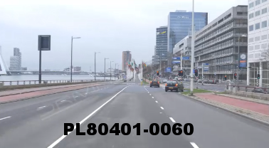 Vimeo clip HD & 4k Driving Plates Rotterdam, Netherlands PL80401-0060