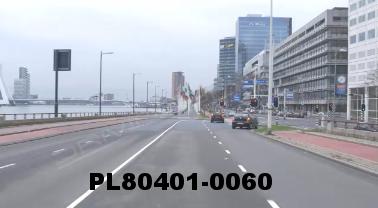 Vimeo clip HD & 4k Driving Plates Rotterdam, Netherlands PL80401-0060