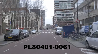 Vimeo clip HD & 4k Driving Plates Rotterdam, Netherlands PL80401-0061