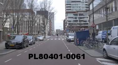 Vimeo clip HD & 4k Driving Plates Rotterdam, Netherlands PL80401-0061