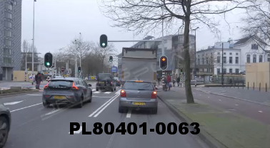 Vimeo clip HD & 4k Driving Plates Rotterdam, Netherlands PL80401-0063