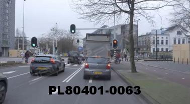 Vimeo clip HD & 4k Driving Plates Rotterdam, Netherlands PL80401-0063
