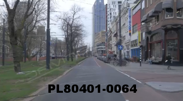 Vimeo clip HD & 4k Driving Plates Rotterdam, Netherlands PL80401-0064