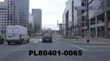 Vimeo clip HD & 4k Driving Plates Rotterdam, Netherlands PL80401-0065