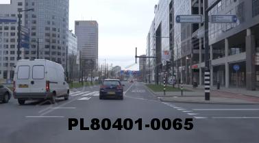 Vimeo clip HD & 4k Driving Plates Rotterdam, Netherlands PL80401-0065