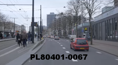 Vimeo clip HD & 4k Driving Plates Rotterdam, Netherlands PL80401-0067