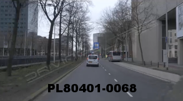 Vimeo clip HD & 4k Driving Plates Rotterdam, Netherlands PL80401-0068