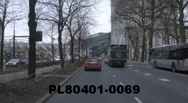 Vimeo clip HD & 4k Driving Plates Rotterdam, Netherlands PL80401-0069