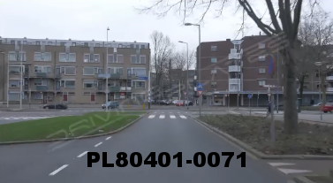 Vimeo clip HD & 4k Driving Plates Rotterdam, Netherlands PL80401-0071