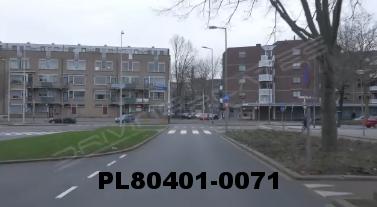 Vimeo clip HD & 4k Driving Plates Rotterdam, Netherlands PL80401-0071