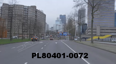 Vimeo clip HD & 4k Driving Plates Rotterdam, Netherlands PL80401-0072