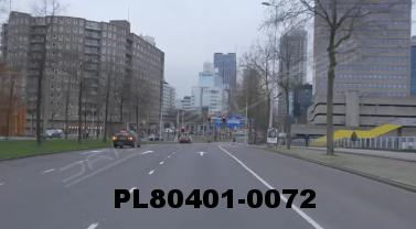 Vimeo clip HD & 4k Driving Plates Rotterdam, Netherlands PL80401-0072