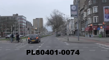 Vimeo clip HD & 4k Driving Plates Rotterdam, Netherlands PL80401-0074