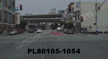 Vimeo clip HD & 4k Driving Plates San Francisco, CA PL80105-1054