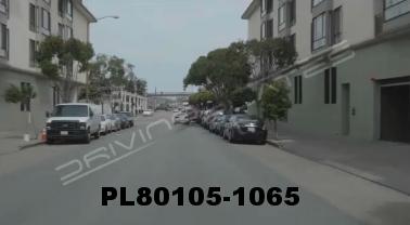 Vimeo clip HD & 4k Driving Plates San Francisco, CA PL80105-1065