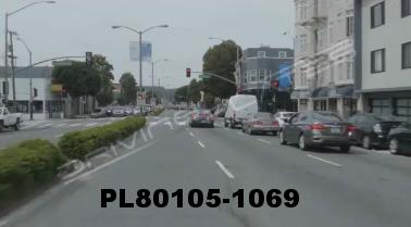 Vimeo clip HD & 4k Driving Plates San Francisco, CA PL80105-1069