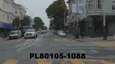 Vimeo clip HD & 4k Driving Plates San Francisco, CA PL80105-1088