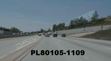Vimeo clip HD & 4k Driving Plates Los Angeles Freeways, CA PL80105-1109
