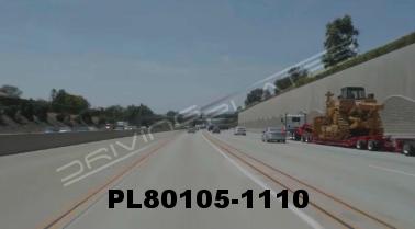 Vimeo clip HD & 4k Driving Plates Los Angeles Freeways, CA PL80105-1110