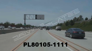Vimeo clip HD & 4k Driving Plates Los Angeles Freeways, CA PL80105-1111