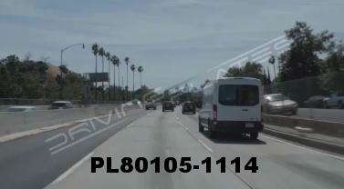 Vimeo clip HD & 4k Driving Plates Los Angeles Freeways, CA PL80105-1114