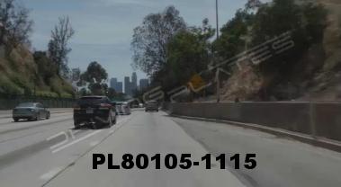 Vimeo clip HD & 4k Driving Plates Los Angeles Freeways, CA PL80105-1115