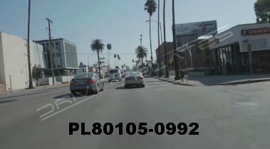 Vimeo clip HD & 4k Driving Plates Los Angeles, CA PL80105-0992