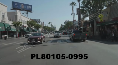 Vimeo clip HD & 4k Driving Plates Los Angeles, CA PL80105-0995