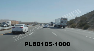 Vimeo clip HD & 4k Driving Plates Palm Springs, CA Day PL80105-1000