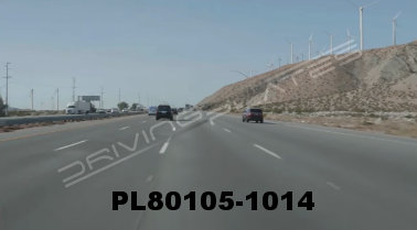 Vimeo clip HD & 4k Driving Plates Palm Springs, CA Day PL80105-1014