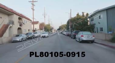 Vimeo clip HD & 4k Driving Plates Venice, CA PL80105-0915