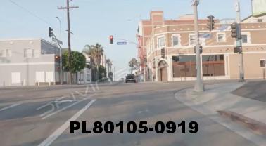 Vimeo clip HD & 4k Driving Plates Venice, CA PL80105-0919