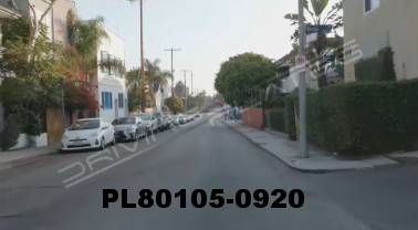 Copy of Vimeo clip HD & 4k Driving Plates Venice, CA PL80105-0920