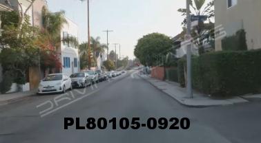 Vimeo clip HD & 4k Driving Plates Venice, CA PL80105-0920