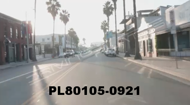 Copy of Vimeo clip HD & 4k Driving Plates Venice, CA PL80105-0921