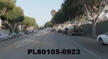 Vimeo clip HD & 4k Driving Plates Venice, CA PL80105-0923