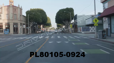 Vimeo clip HD & 4k Driving Plates Venice, CA PL80105-0924