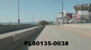 Vimeo clip HD & 4k Driving Plates Cleveland, OH Day PL80135-0038