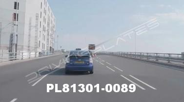 Vimeo clip HD & 4k Driving Plates London, England PL81301-0089