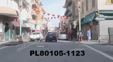 Vimeo clip HD & 4k Driving Plates San Francisco, CA PL80105-1123