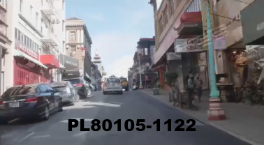 Vimeo clip HD & 4k Driving Plates San Francisco, CA PL80105-1122